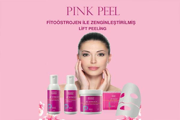 Pink Peel Östrojen Bakımı